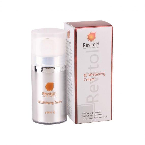 Revitol Alfa Whitening Cream-01