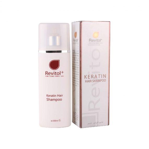 Revitol Keratin Hair Shampoo-01